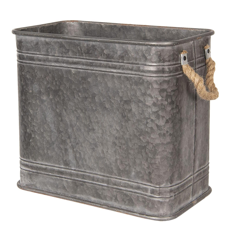 Porta oggetti in ferro – Grande