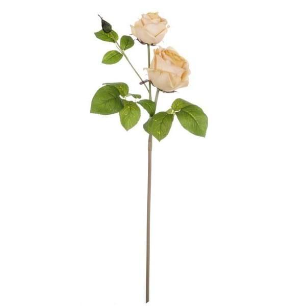 Rosa fiore artificiale