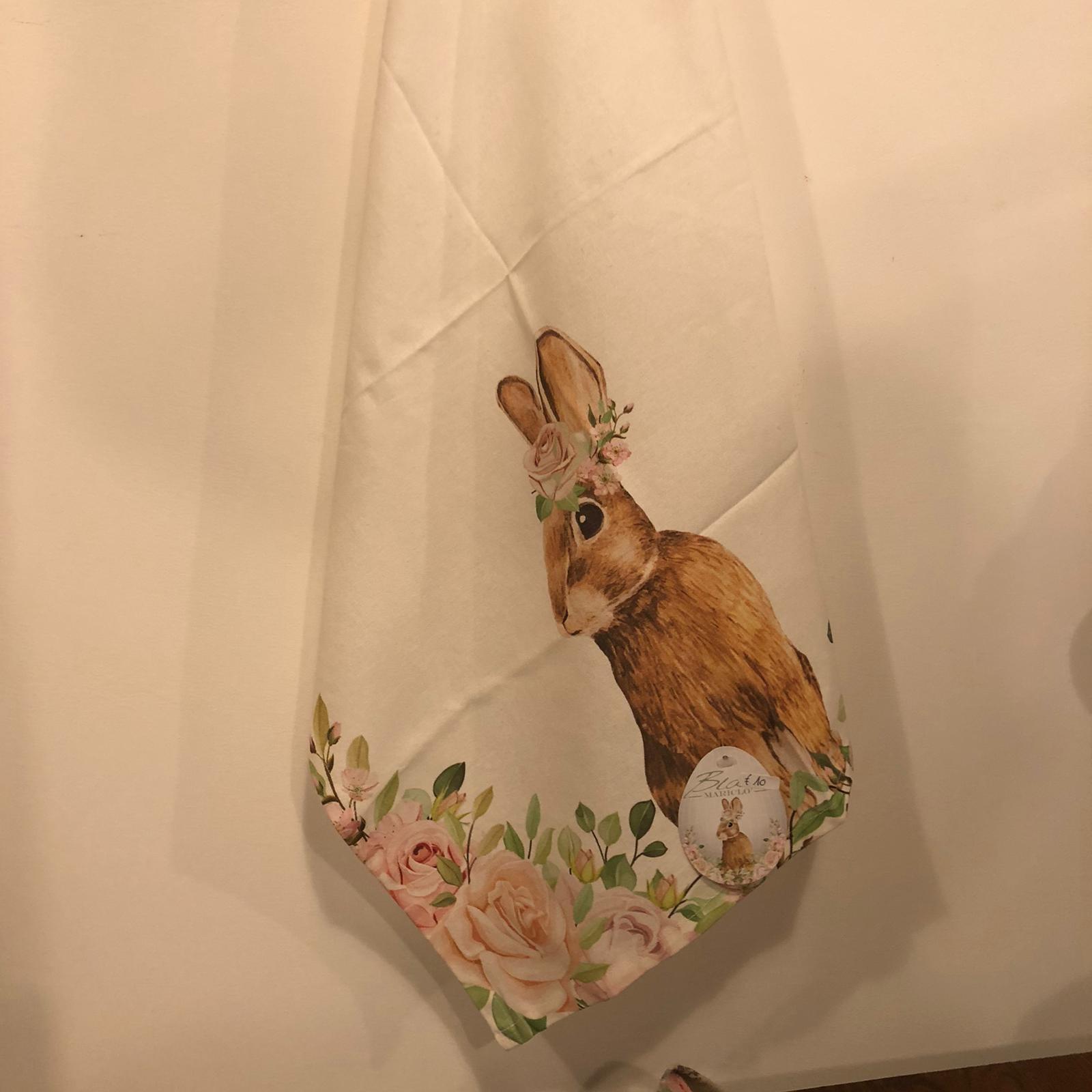 Conovaccio con coniglietto
