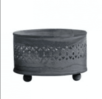 Porta candele in ferro – Medio