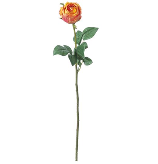 Bocciolo di rose maxi – Arancio