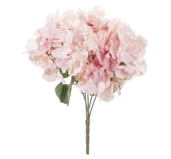 Mazzo di Ortensie Aida – Rosa