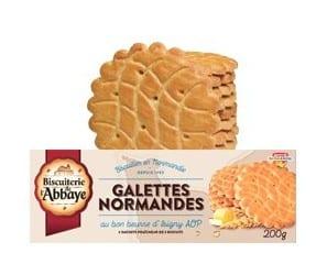 "Biscotti ""Galettes Normandes -200gr"