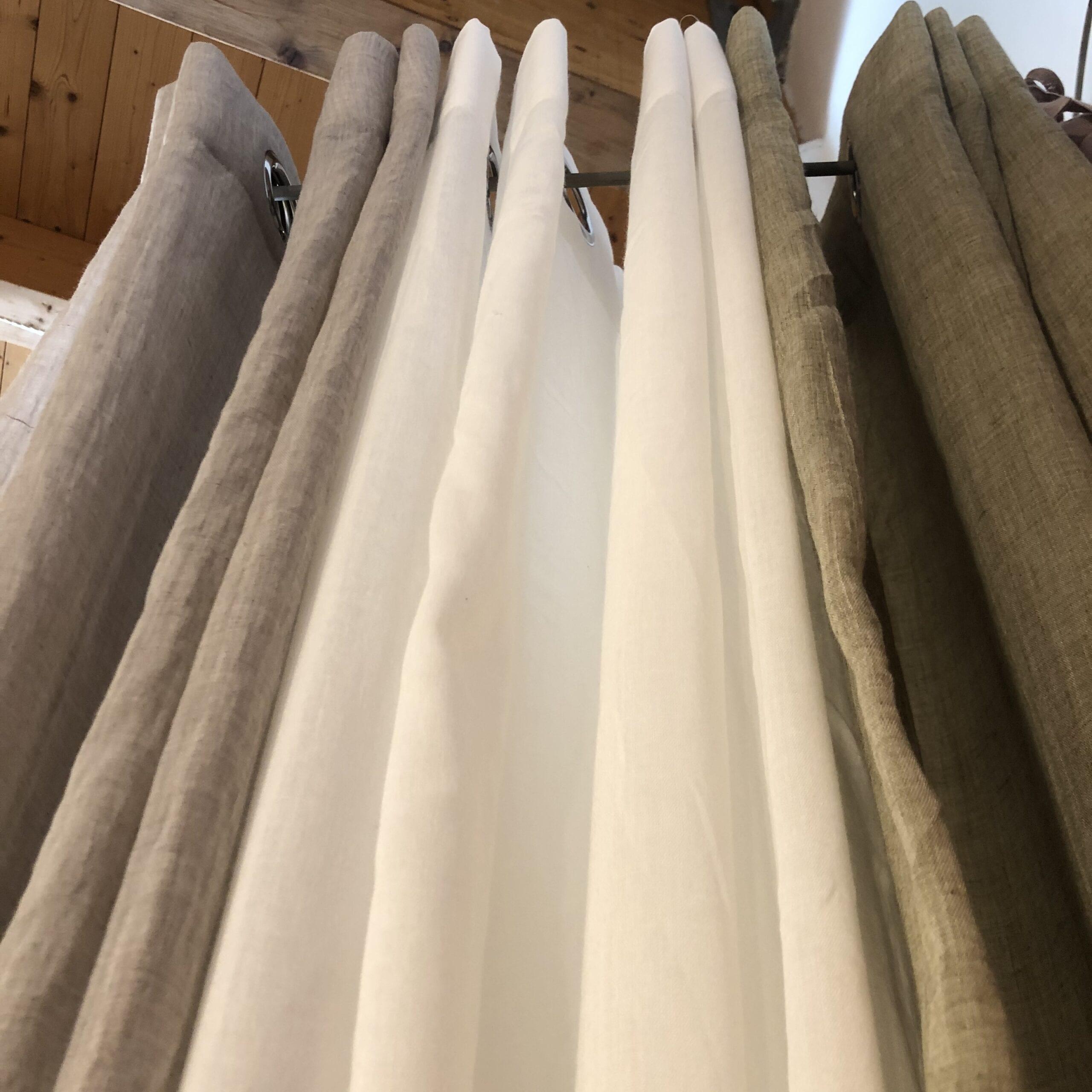 Tenda con anelli 130×280 – Bambù
