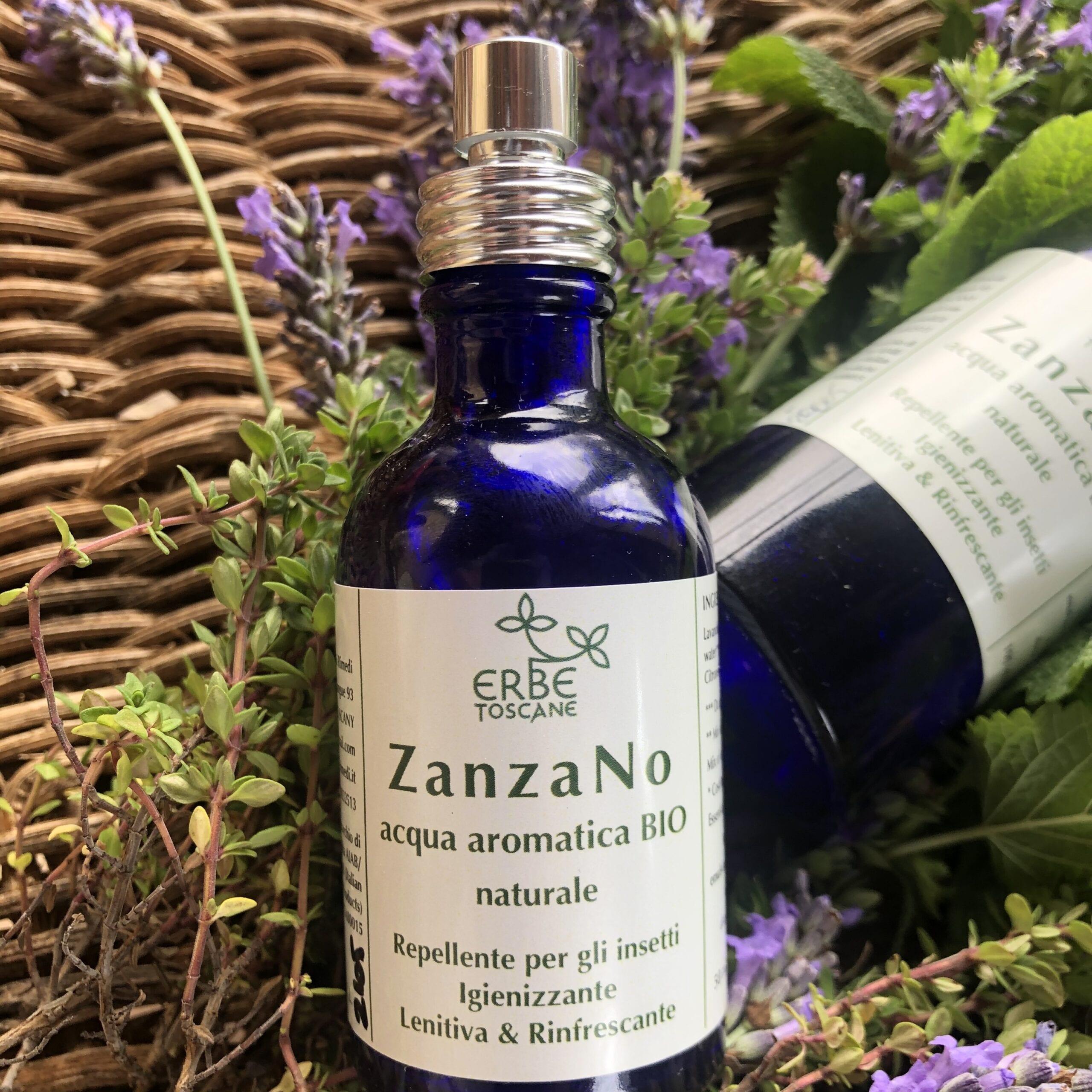 Acqua Aromatica BIO ZanzaNo 100ml
