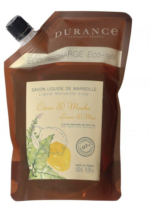 Ricarica Sapone liquido – Limone e Menta